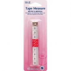 "Tape Measure - Metric & Imperial - 60""/150cm"
